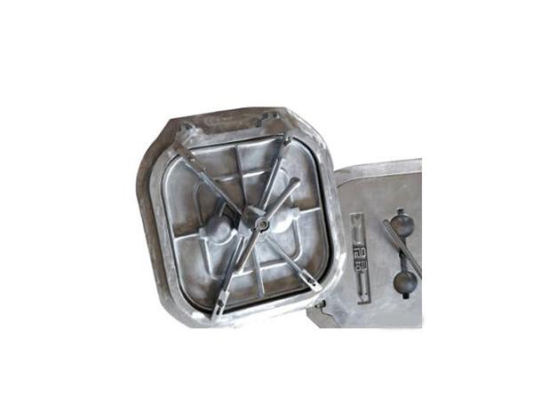 铝质埋入式快开舱口盖
