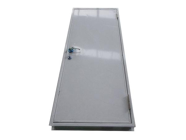 铝质舱室空腹门