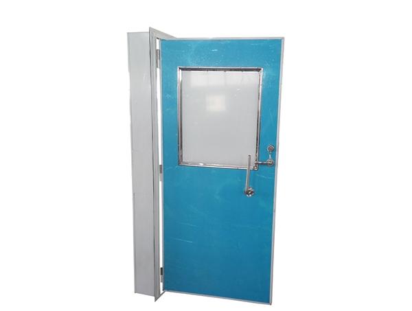 不锈钢风雨密外围壁门