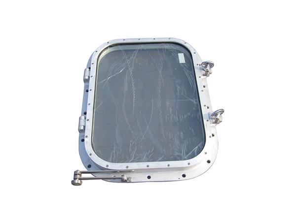 铝质内开矩形窗